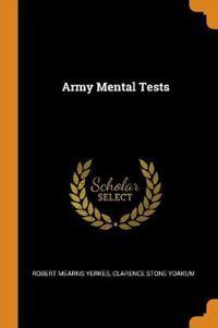 Army Mental Tests