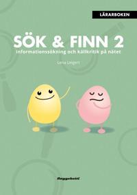 SÖK & FINN 2 - lärarbok