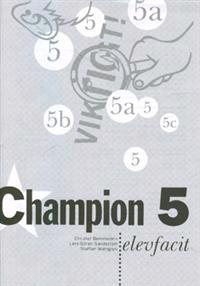 Champion 5 Elevfacit