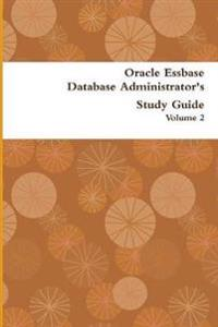 ORACLE ESSBASE DATABASE ADMINISTRATOR'S