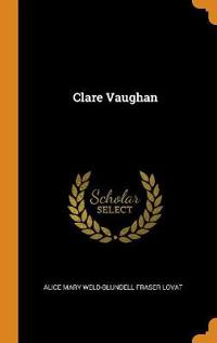 CLARE VAUGHAN