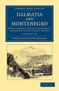 Dalmatia and Montenegro 2 Volume Set