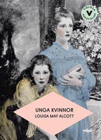 Unga kvinnor (Lättläst) (Bok + CD)