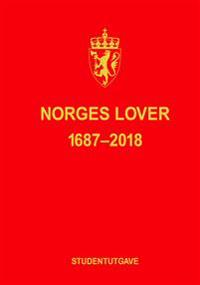 Norges lover; 1687 - 2018