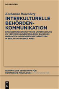 Interkulturelle Behordenkommunikation