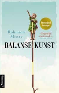 Balansekunst - Rohinton Mistry pdf epub