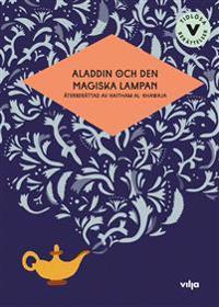 Aladdin och den magiska lampan (Bok+CD)