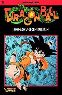 Dragon Ball 11. Son-Goku gegen Kuririn