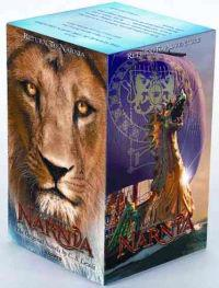 The Chronicles of Narnia Movie Tie-In Box Set: 7 Books in 1 Box Set