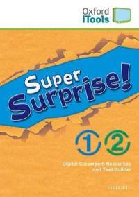 Super Surprise!: 1-2: iTools