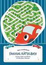 Rätselblock für Kinder (Fahrzeuge-Edition) - Rätsel für Kinder ab 6 Jahren - Logikrätsel, Malbuch, Labyrinthe und vieles mehr - Rätselspiele im Rätselbuch und Vorschulbuch - Grundschule