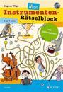 Mein Instrumenten-Rätselblock