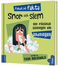 Snor och slem (Bok+CD)