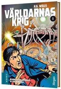 Världarnas krig (bok + CD)