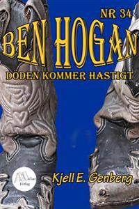 Ben Hogan – Nr 34 - Döden kommer hastigt