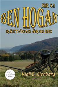 Ben Hogan - Nr 41 - Rättvisan är blind
