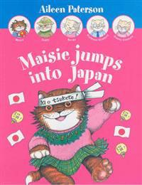 Maisie jumps into japan