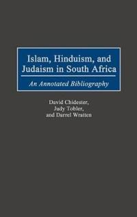 Islam, Hinduism, and Judaism in South Africa