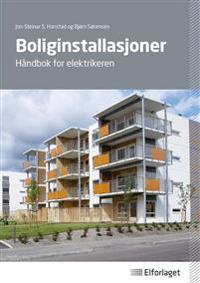 Boliginstallasjoner - Jon-Steinar Sjøvik Hanstad, Bjørn Sørensen pdf epub