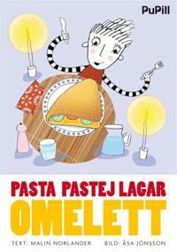 Pasta Pastej lagar omelett