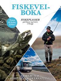 Fiskeveiboka; fiskeplasser på kryss og tvers i Norge
