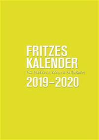 Fritzes kalender för förskola, skola och fritidshem 2019/2020 :