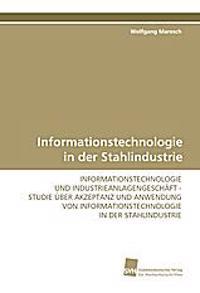 Informationstechnologie in der Stahlindustrie