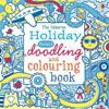 Usborne holiday pocket doodling and colouring book