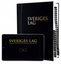 Sveriges Lag 2019 - (bok + digital produkt)