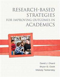 Research-Based Strategies for Improving Outcomes in Academics