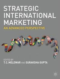 Strategic International Marketing