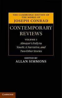 The Cambridge Edition of the Works of Joseph Conrad