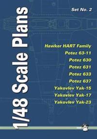 Hawker Hart Family, Potez 63-11, Potez 630, Potez 631, Potez 633, Potez 637, Yakovlev Yak-15, Yakovlev Yak-17, Yakovlev Yak-23
