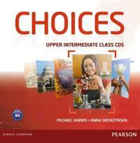 Choices Upper Intermediate Class CDs 1-6