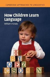 Cambridge Approaches to Linguistics