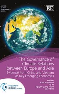 The Governance of Climate Relations Between Europe and Asia