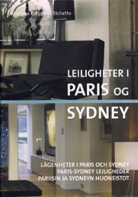 Pariisin ja Sydneyn huoneistot/Lägenheter i Paris och Sydney