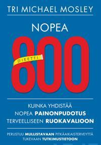 Nopea 800 dieetti
