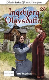 Hjemkomst - Frid Ingulstad | Inprintwriters.org
