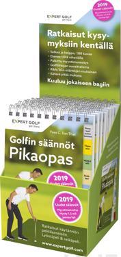 Golfin säännöt Pikaopas (10 kpl)