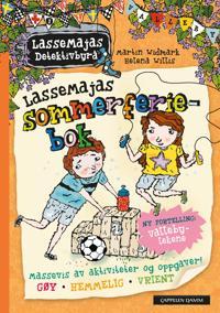 LasseMajas sommerferiebok - Martin Widmark   Ridgeroadrun.org