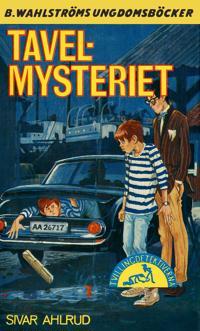 Tvillingdetektiverna 38 - Tavel-mysteriet