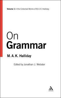 On Grammar: Volume 1