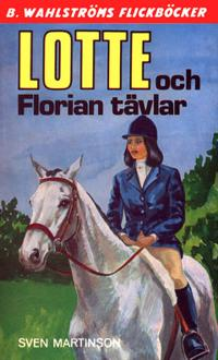 Lotte 10 - Lotte och Florian tävlar