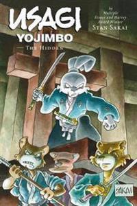 Usagi Yojimbo Volume 33: The Hidden
