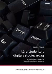 Lärarstudenters digitala studievardag