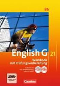 English G 21. Ausgabe B 6. Workbook mit e-Workbook und CD-Extra