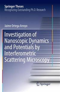 Investigation of Nanoscopic Dynamics and Potentials by Interferometric Scattering Microscopy