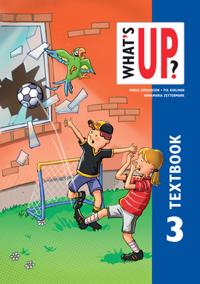 What´s up? 3 Textbok