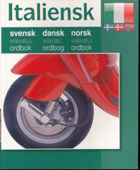 Italiensk - svensk dansk norsk visuell ordbok